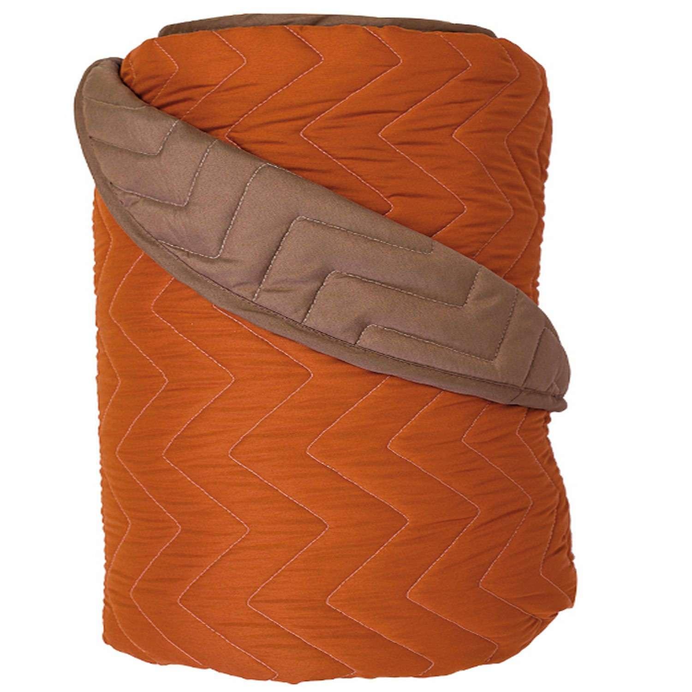 Κουβερλί Micro-18 Orange Vesta Home Υπέρδιπλo 220x230cm