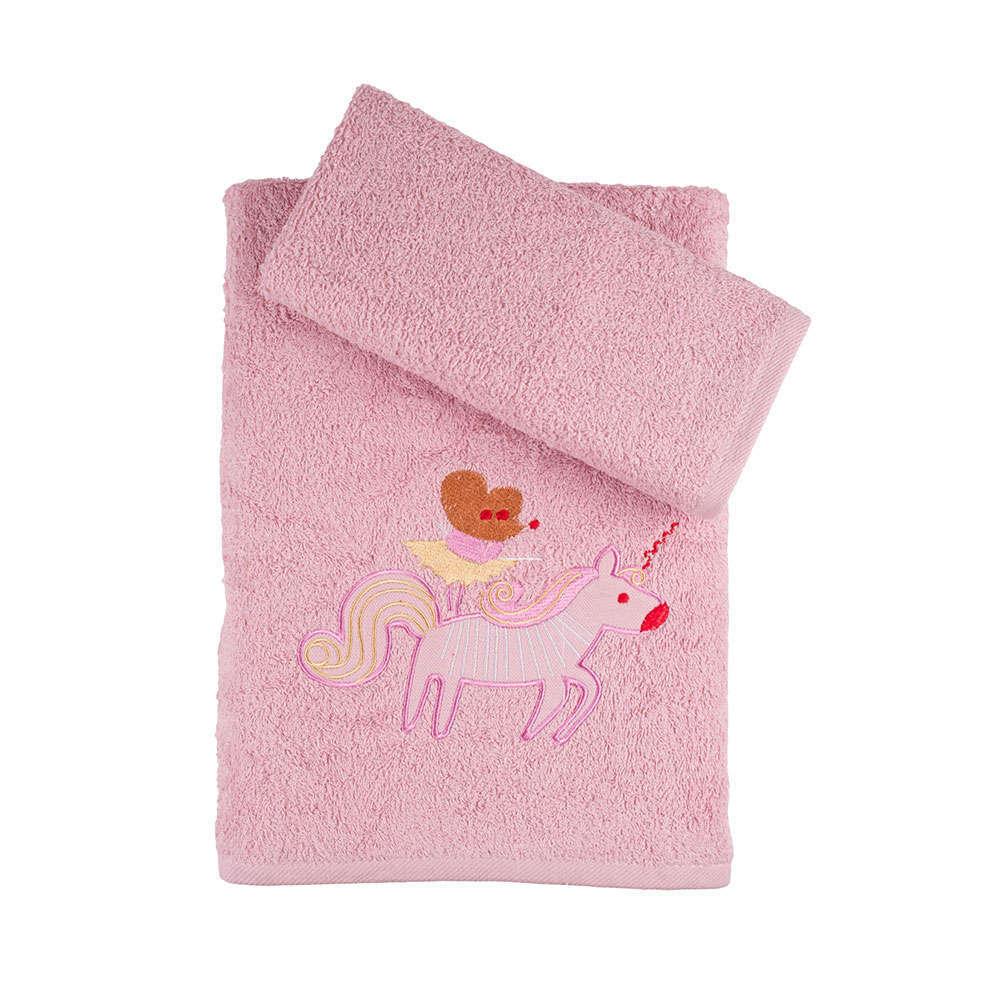 Πετσέτες Παιδικές Σετ 2Τμχ. Σε Κουτί Zephyr Astron Σετ Πετσέτες