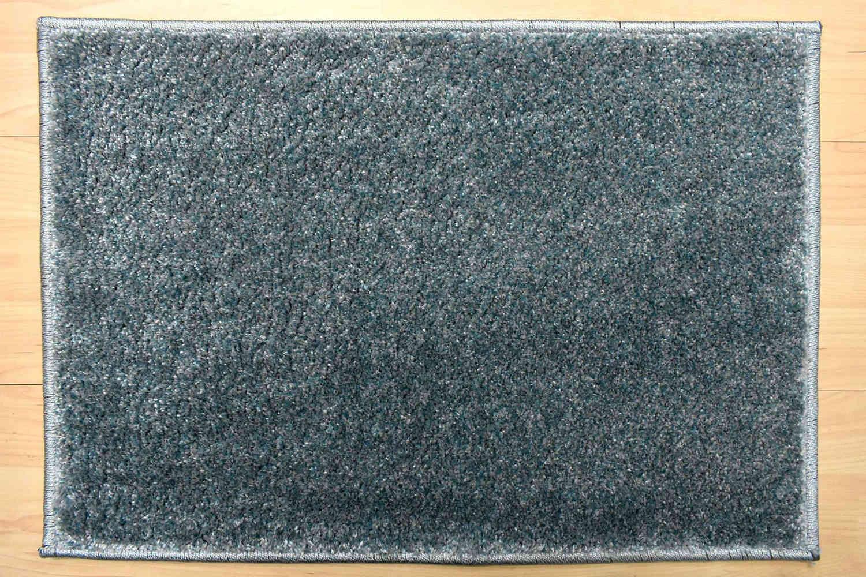 Μοκέτα Silky Turquoise-Light Grey 400X…
