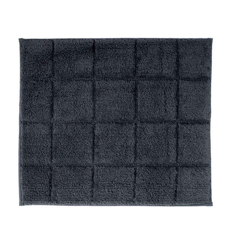 Πατάκι Μπάνιου Tile 05781.001 Granite Spirella Small 55x65cm