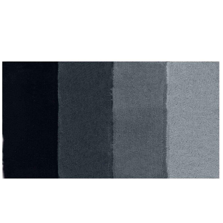 Πατάκι Μπάνιου Four 05779.002 Grey-Black X-Large 70x120cm