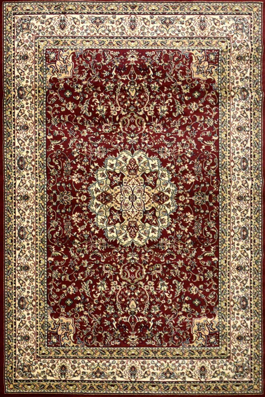 Χαλί Julian 5055 Red-Cream 140X200