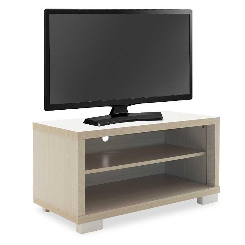 Έπιπλο Τηλεόρασης Combo 76x39x40 044-000022 Light Oak Pakketo