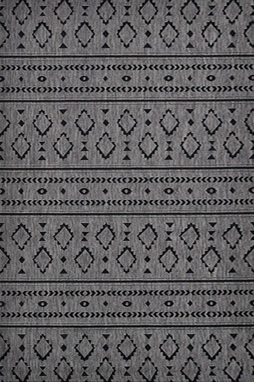 Χαλί Ψάθινο Seasons 3333 Grey 140X200