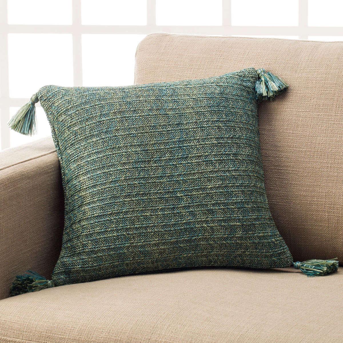 Μαξιλαροθήκη Διακοσμητική Inteligo Turkuaz 799/11 Gofis Home 45X45 100% Polyester