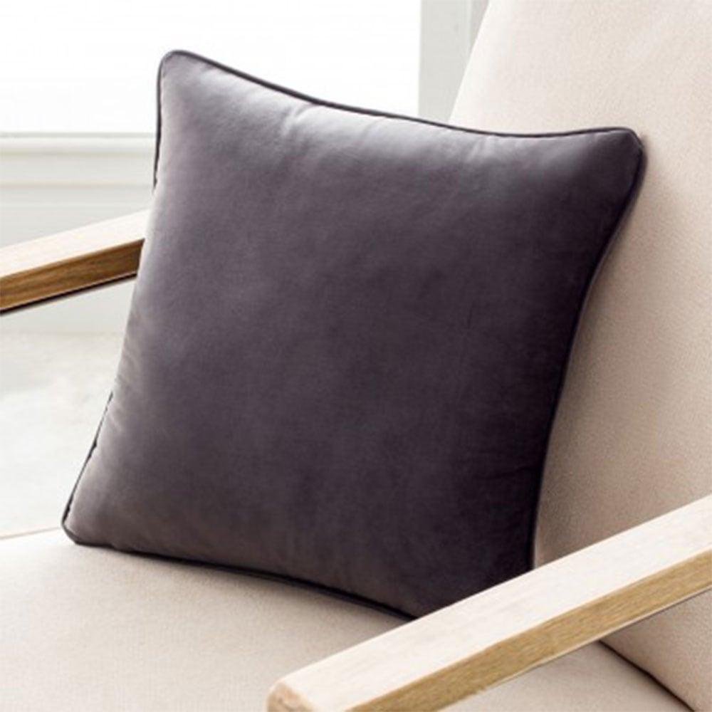 Μαξιλαροθήκη Διακοσμητική Winter 711A/14 43Χ43cm Dark Grey Gofis Home 45X45 100% Polyester