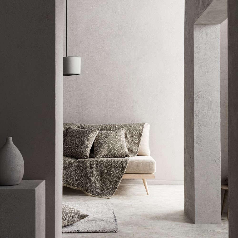 Ριχτάρι Que 960/07 Olive Gofis Home Τετραθέσιο 180x350cm