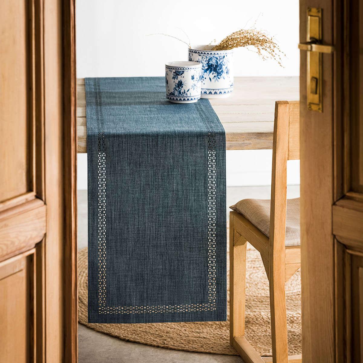 Runner Artisan Blue Jean 930/01 Gofis Home 40Χ150