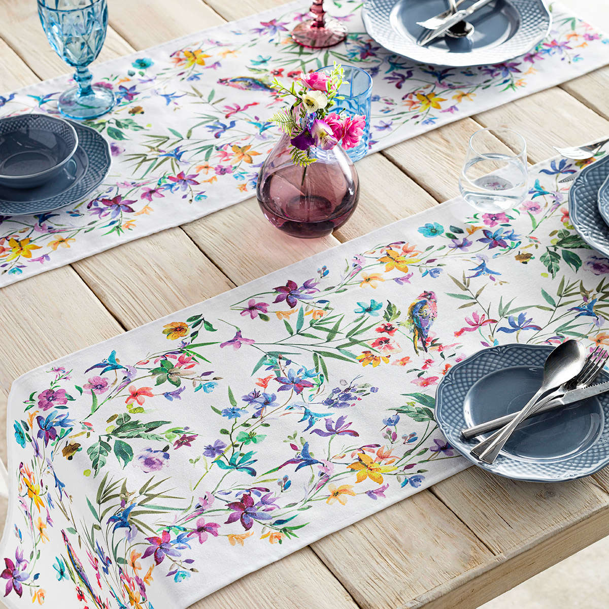 Runner Florita 814A Multi Gofis Home 40Χ150