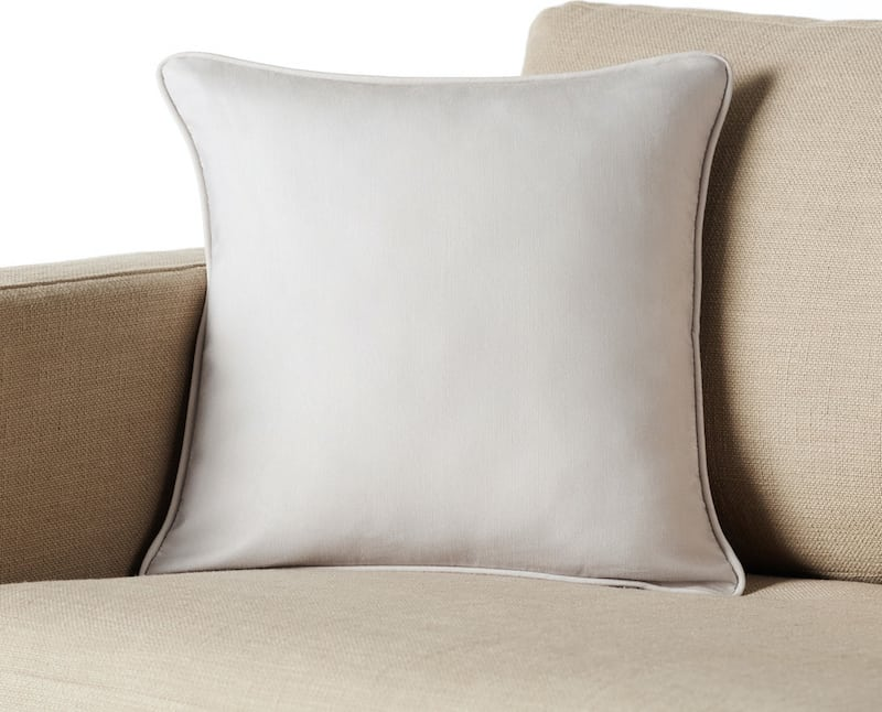 Μαξιλαροθήκη Διακοσμητική Colors Grey 911/14 Gofis Home 45X45 Βαμβάκι-Polyester