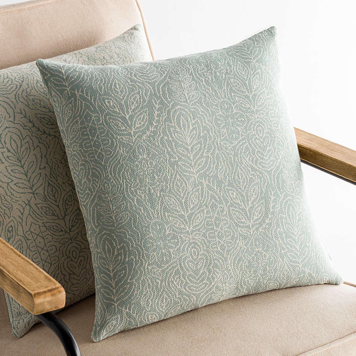 Μαξιλαροθήκη Διακοσμητική Mandala Aqua 140/11 Gofis Home 50X50 Βαμβάκι-Polyester