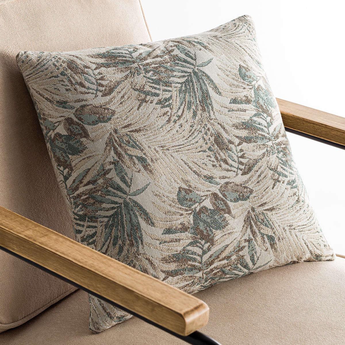 Μαξιλαροθήκη Διακοσμητική Paloma Aqua 696/11 Gofis Home 50X50 Βαμβάκι-Polyester