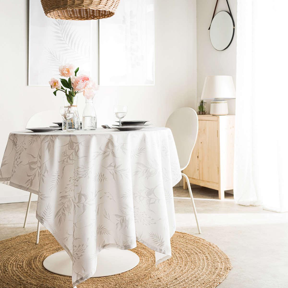 Τραπεζομάντηλο Eviana 142 Ivory Gofis Home 150X250