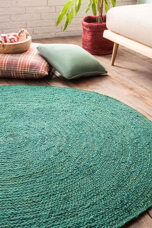 Χαλί Maya 212/18 Dark Green Gofis Home 140X200