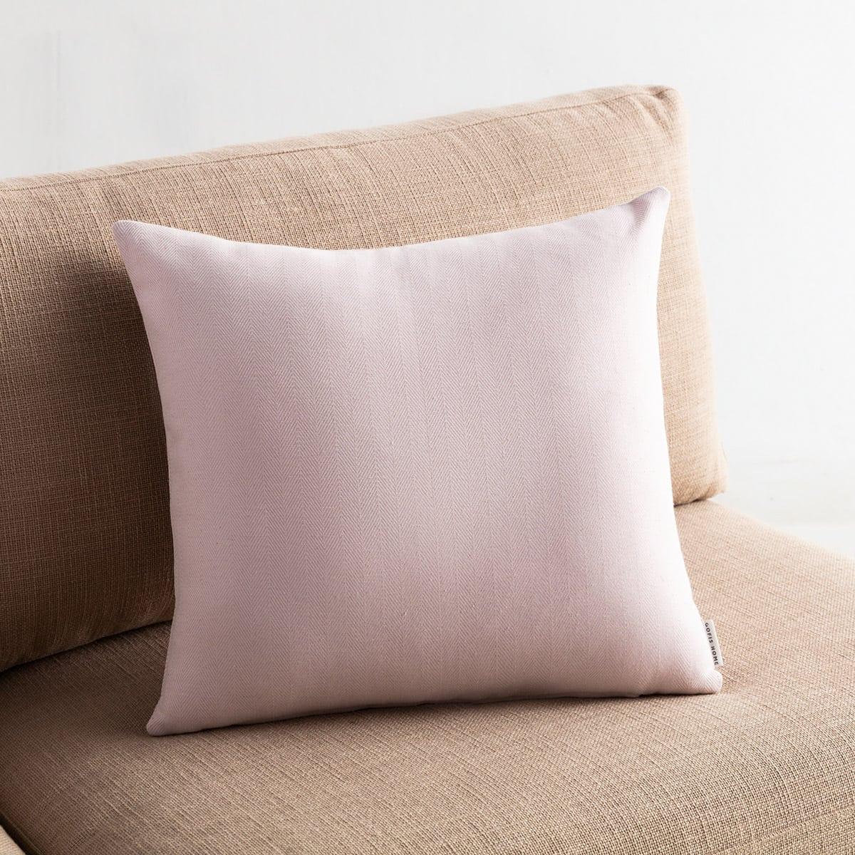 Μαξιλαροθήκη Διακοσμητική Rene 732/20 Lila Gofis Home 50X50 Βαμβάκι-Polyester