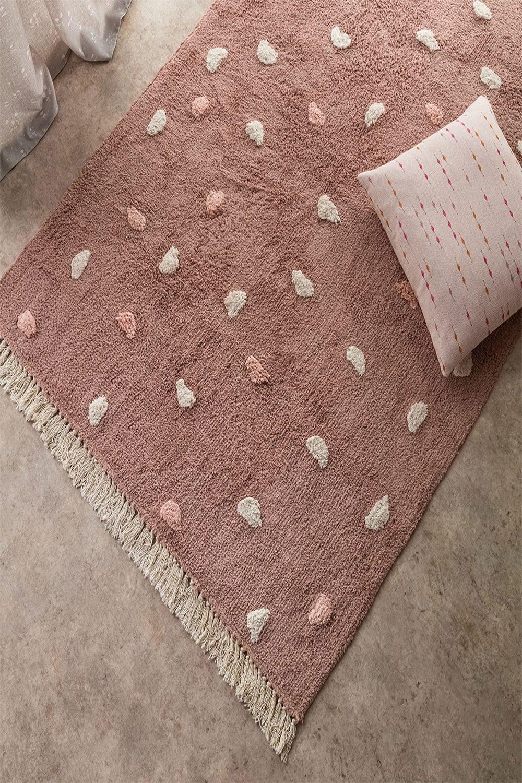 Χαλί Fluffy 113/25 Peach Gofis Home 140X200