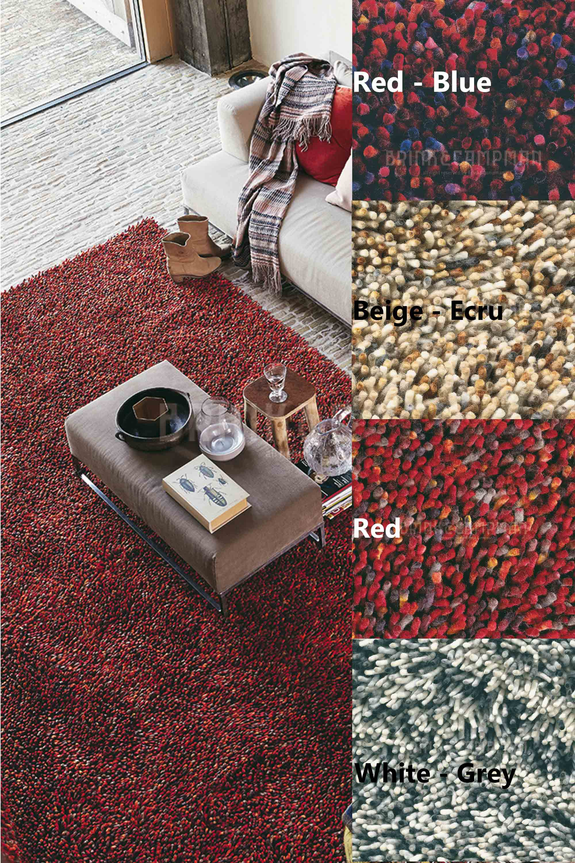 Χαλί Rocks 70501 Beige – Ecru Brink & Campman 200X250