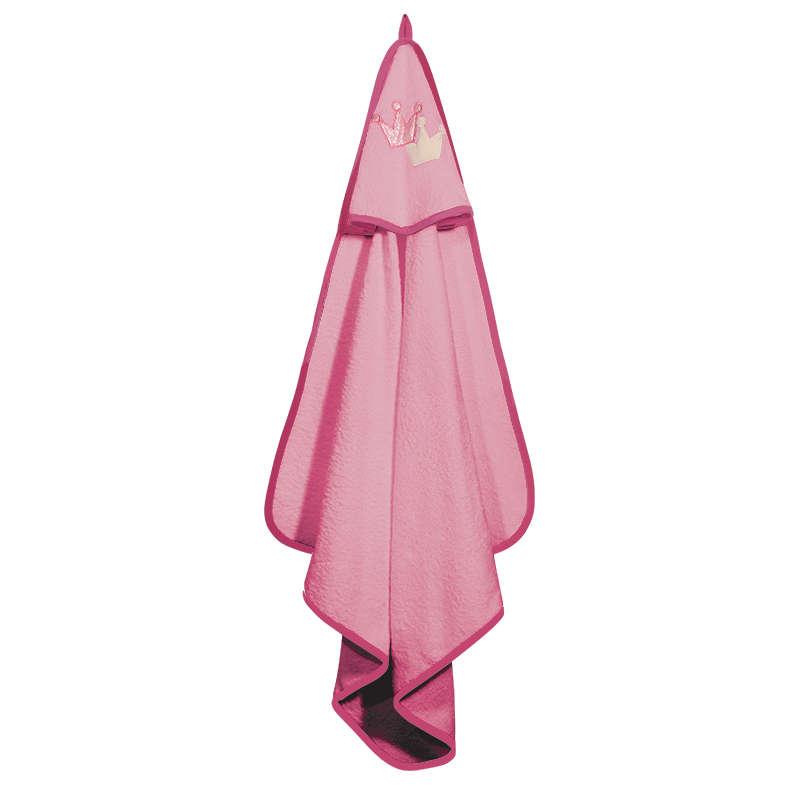 Βρεφική Κάπα Baby 2909 Pink Greenwich Polo Club 0-2 ετών 80x80cm