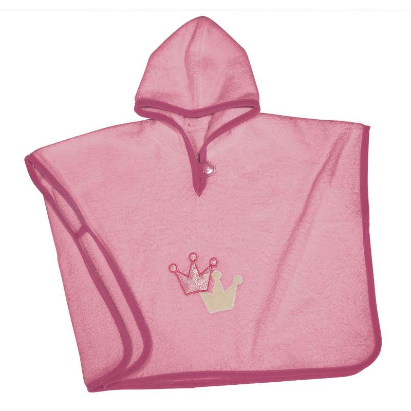 Βρεφικό Πόντσο 2909 Baby Pink Greenwich Polo Club 0-2 ετών 45x60cm