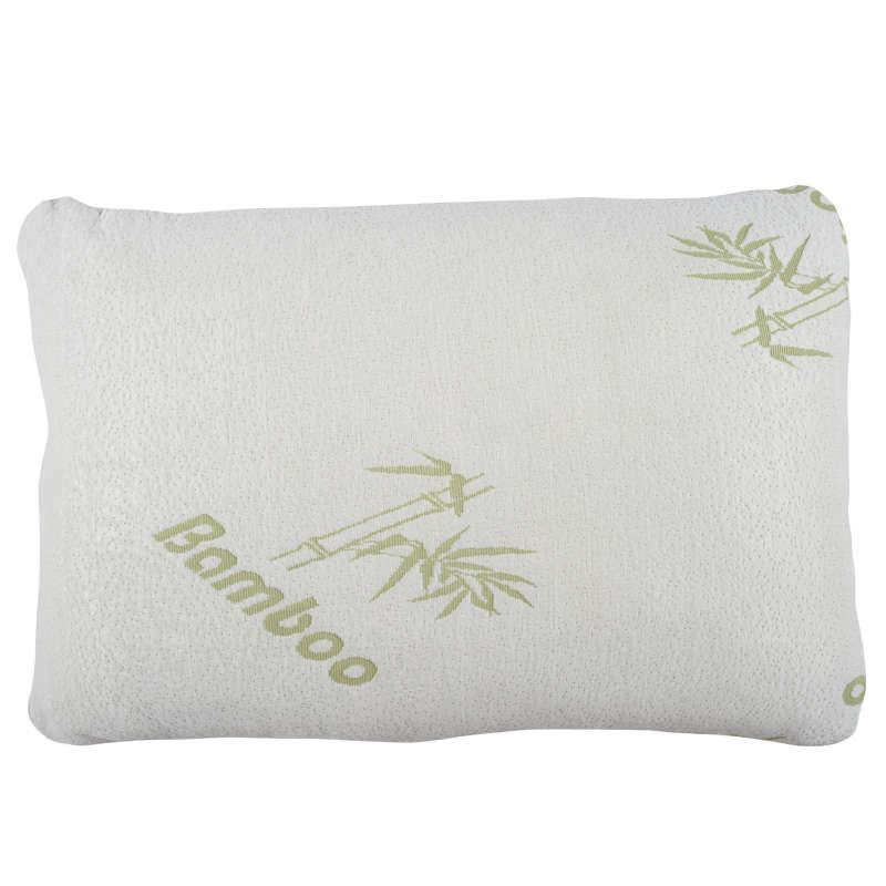 Μαξιλάρι 1044 Bamboo-Memory Foam White Das Home 50Χ70 65x45cm