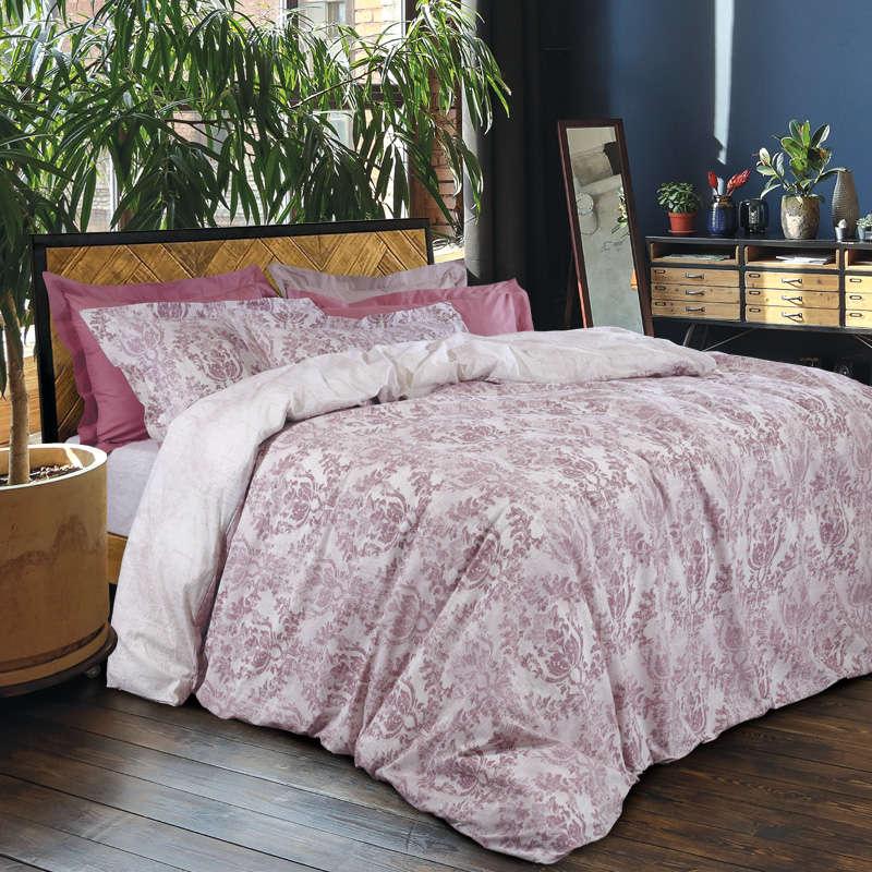 Σεντόνια Σετ 4664 Best Powder Pink Das Home Υπέρδιπλo 230x260cm
