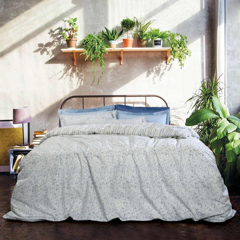 Κουβερλί 9444 Happy Grey Das Home Υπέρδιπλo 220x240cm
