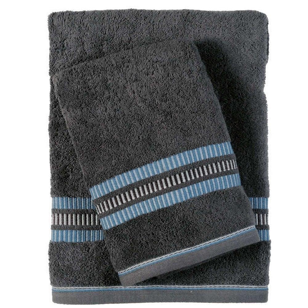 Πετσέτες Σετ 3τμχ 0403 Best Grey Das Home Σετ Πετσέτες