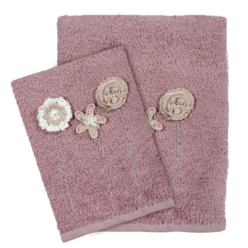 Πετσέτες Σετ 3τμχ 0408 Daily Nude Das Home Σετ Πετσέτες