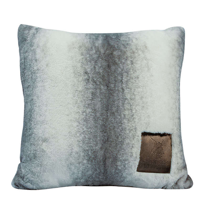 Μαξιλάρι Διακοσμητικό (Με Γέμιση) 2445 Grey G.P.C. 40Χ40 100% Polyester