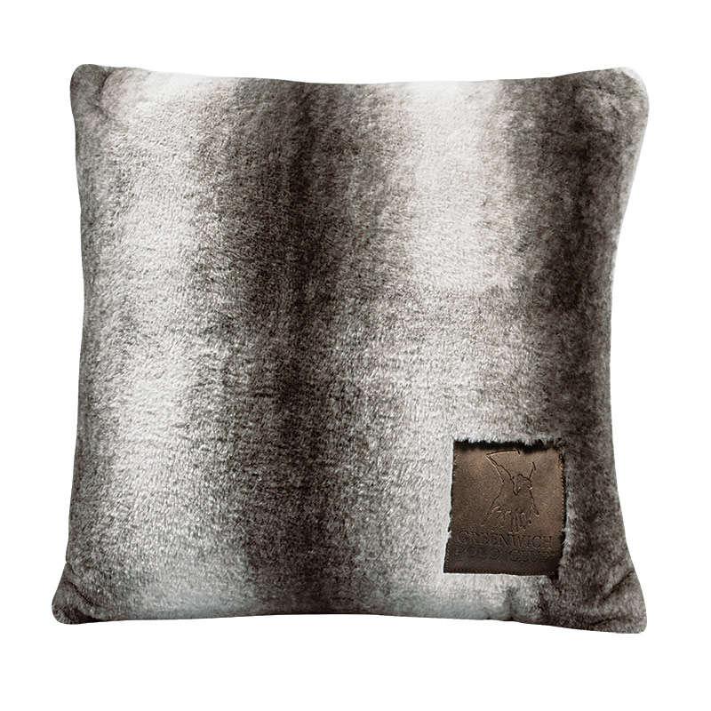 Μαξιλάρι Διακοσμητικό (Με Γέμιση) 2446 Brown G.P.C. 40Χ40 100% Polyester