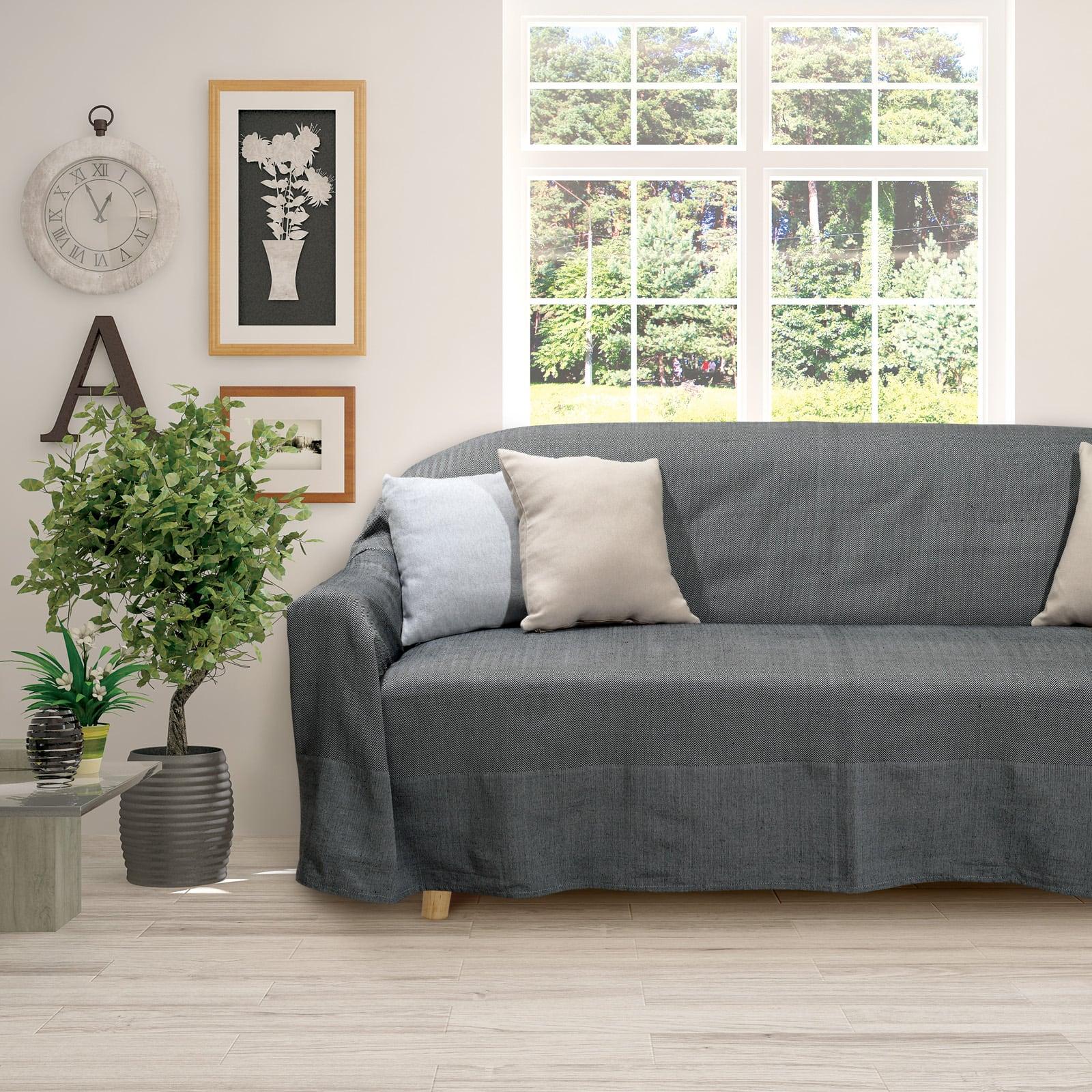 Ριχτάρι 0186 Black Das Home Διθέσιο 180x250cm