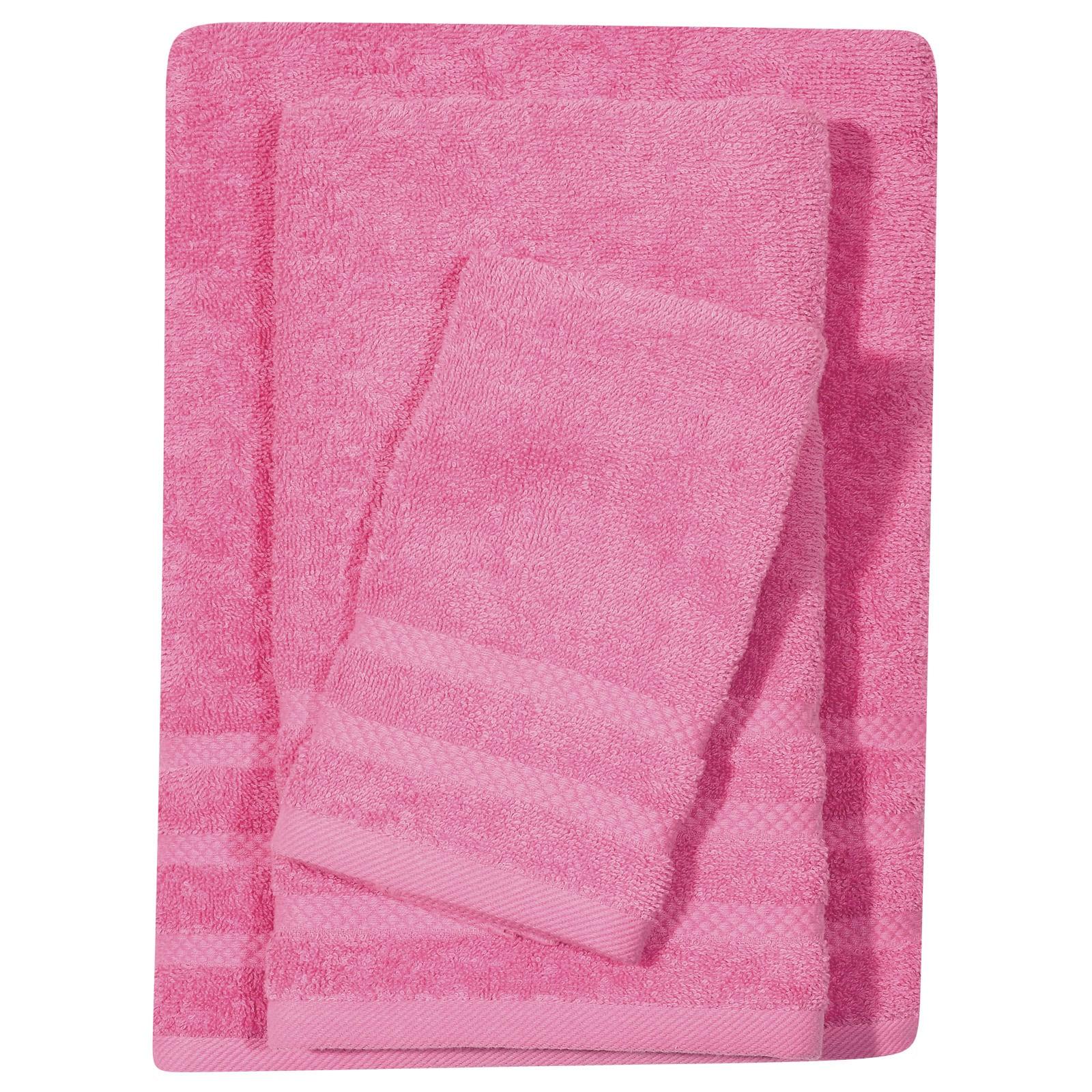 Πετσέτα 1236 Happy Pink Das Home Σώματος 70x140cm