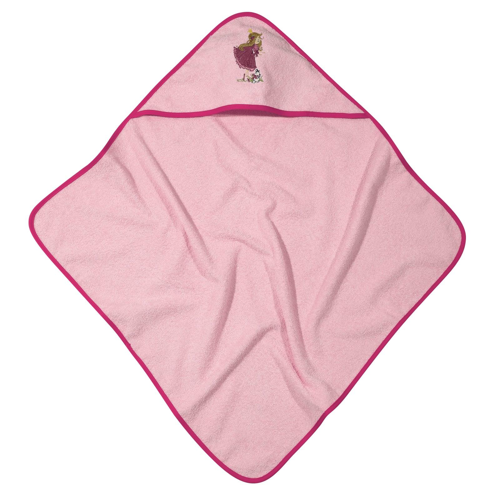 Κάπα Βρεφική Κεντητή 6576 Baby Smile Pink Das Baby 0-2 ετών One Size