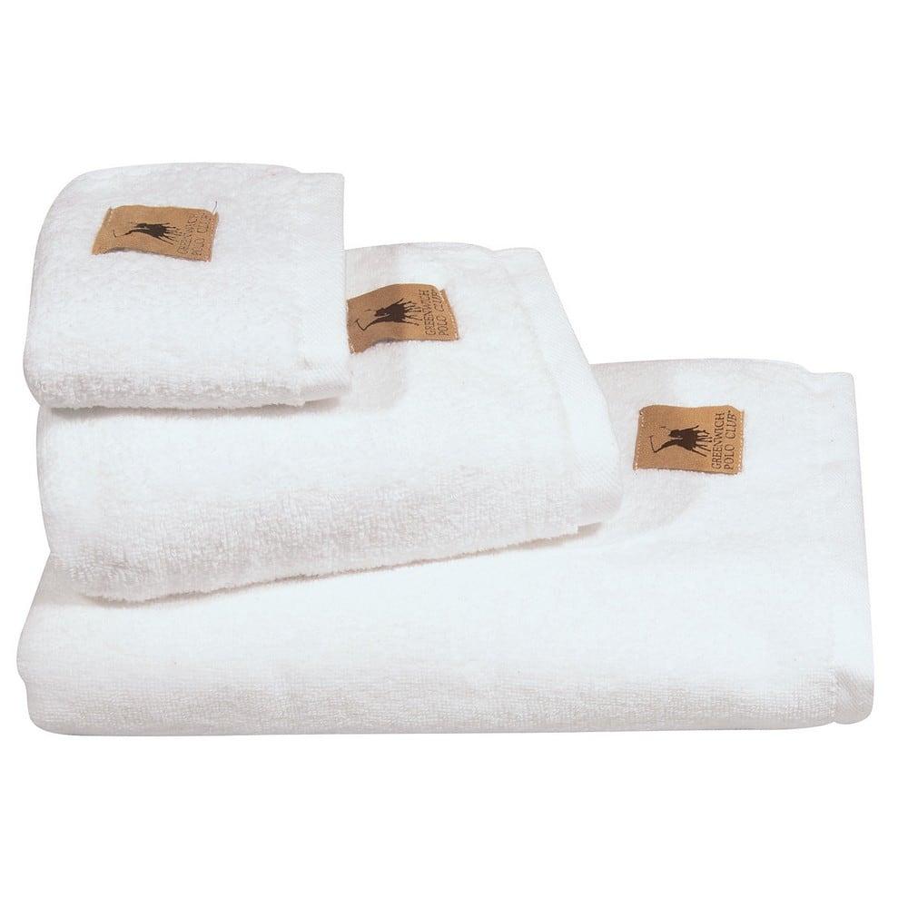 Πετσέτα 2550 White G.P.C. Σώματος 70x140cm
