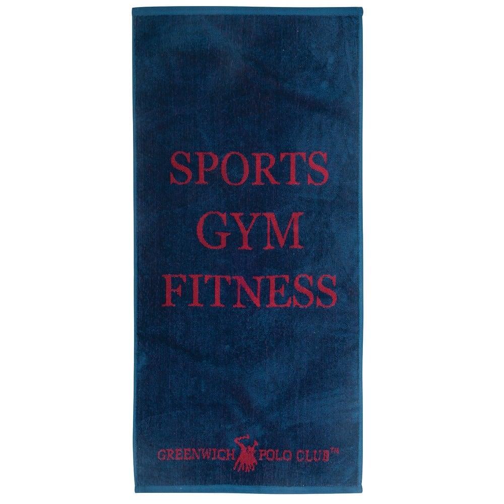 Πετσέτα Γυμναστηρίου 2557 Blue-Red G.P.C. Γυμναστηρίου 45x90cm
