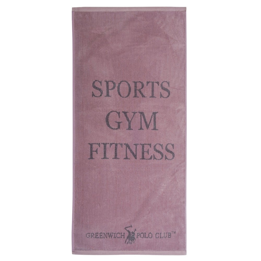 Πετσέτα Γυμναστηρίου 2562 Nude-Grey G.P.C. Γυμναστηρίου 45x90cm