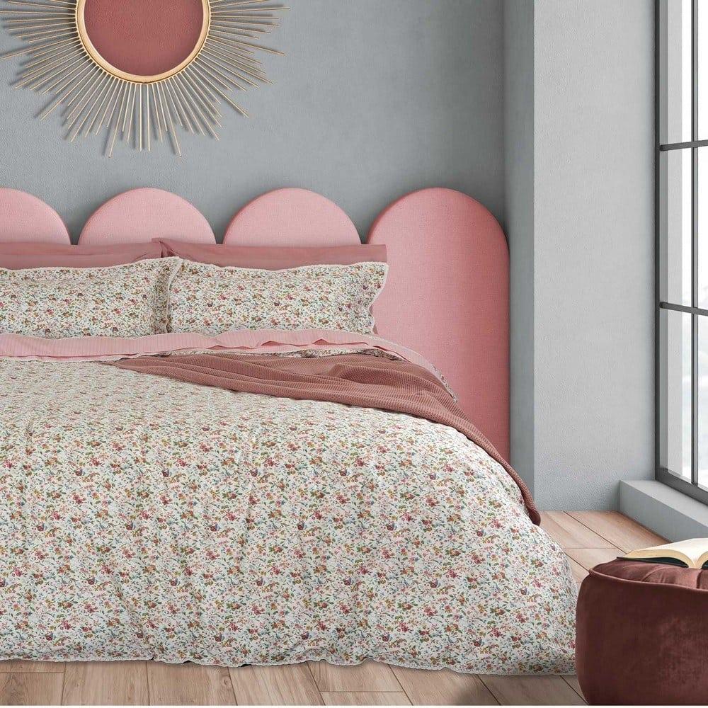 Πάπλωμα 1630 Prestige Pink-Light Blue Das Home Υπέρδιπλo 220x240cm