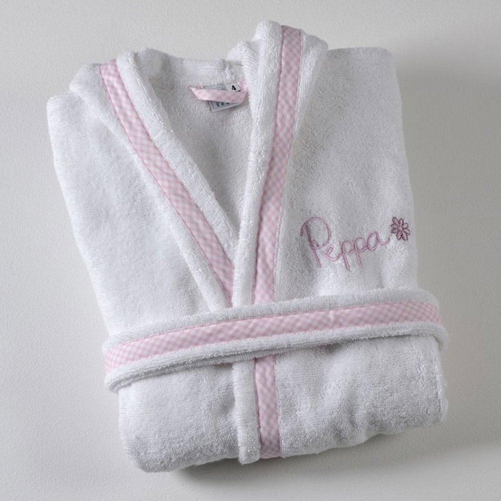 Μπουρνούζι Παιδικό Peppa Pink Down Town 4-6 ετών No 6