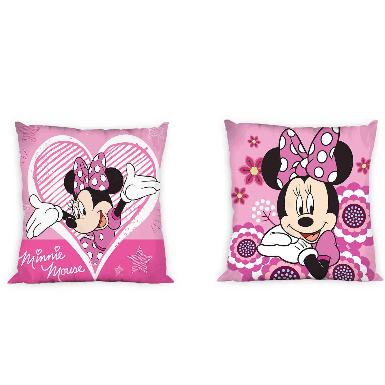 Μαξιλαράκια Διακοσμητικά Παιδικά Disney Minnie 26 Digital Print DimCol 40Χ40 40x40cm