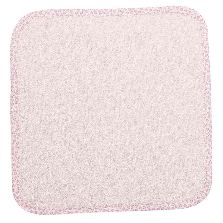 Λαβέτες Ώμου Βρεφικές – 14 Ροζ DimCol Λαβέτα 30x30cm