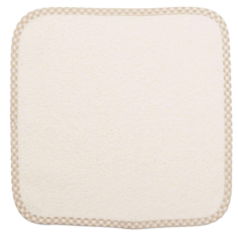 Λαβέτες Ώμου Βρεφικές – 22 Εκρού-Μπεζ DimCol Λαβέτα 30x30cm