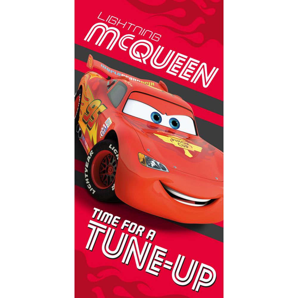 Πετσέτα Θαλάσσης Παιδική Βελουτέ Disney Cars 41 Digital Print DimCol Θαλάσσης 70x140cm