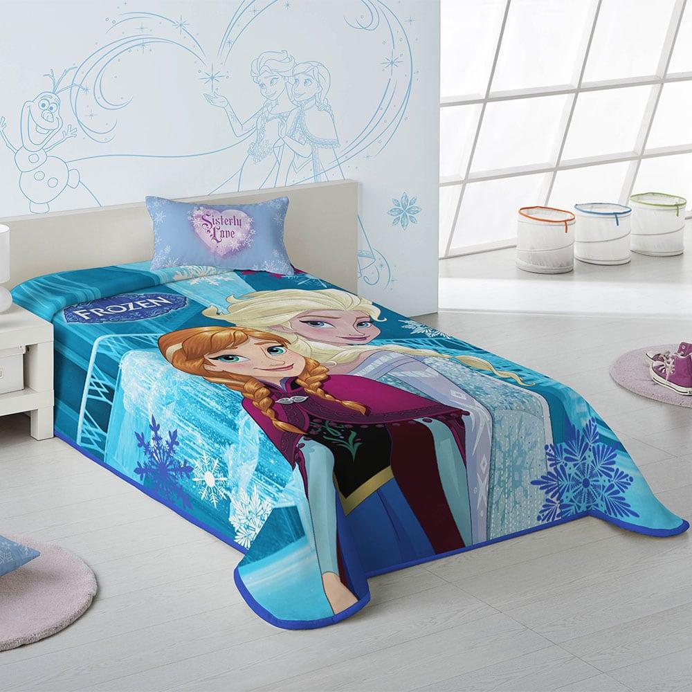 Κουβέρτα Παιδική Disney Frozen 500 Μονή Digital Print DimCol Μονό 160x220cm