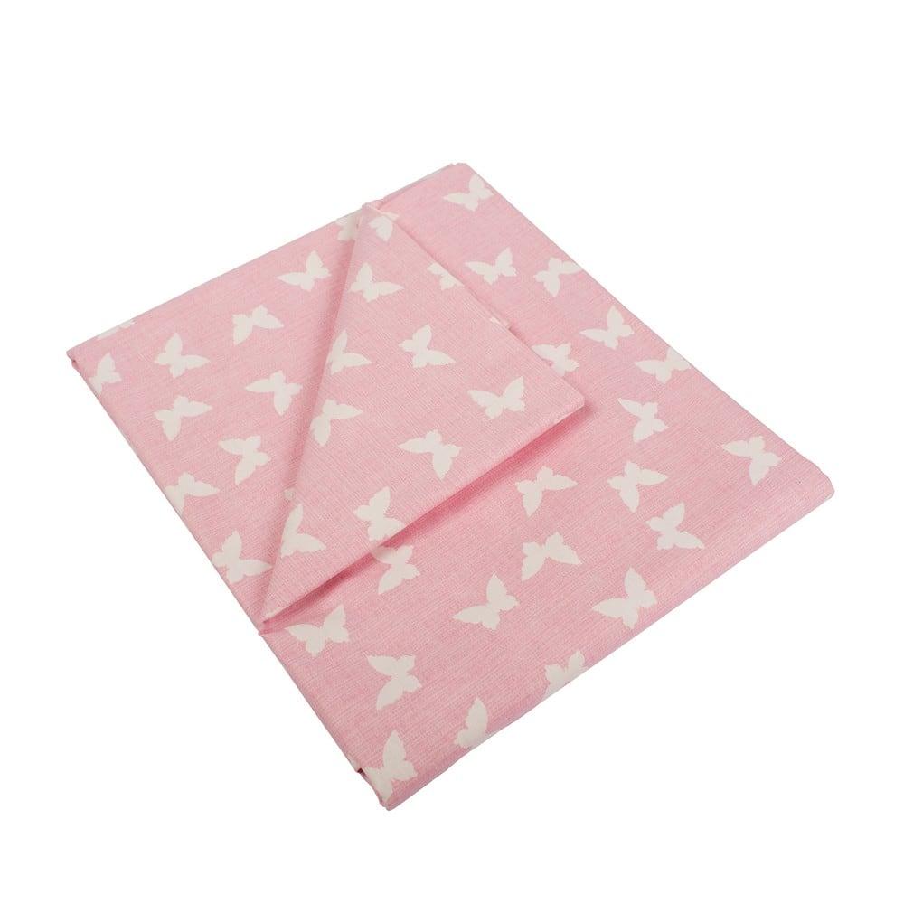 Μαξιλαροθήκη Παιδική Butterfly 50 Pink DimCol 30Χ50