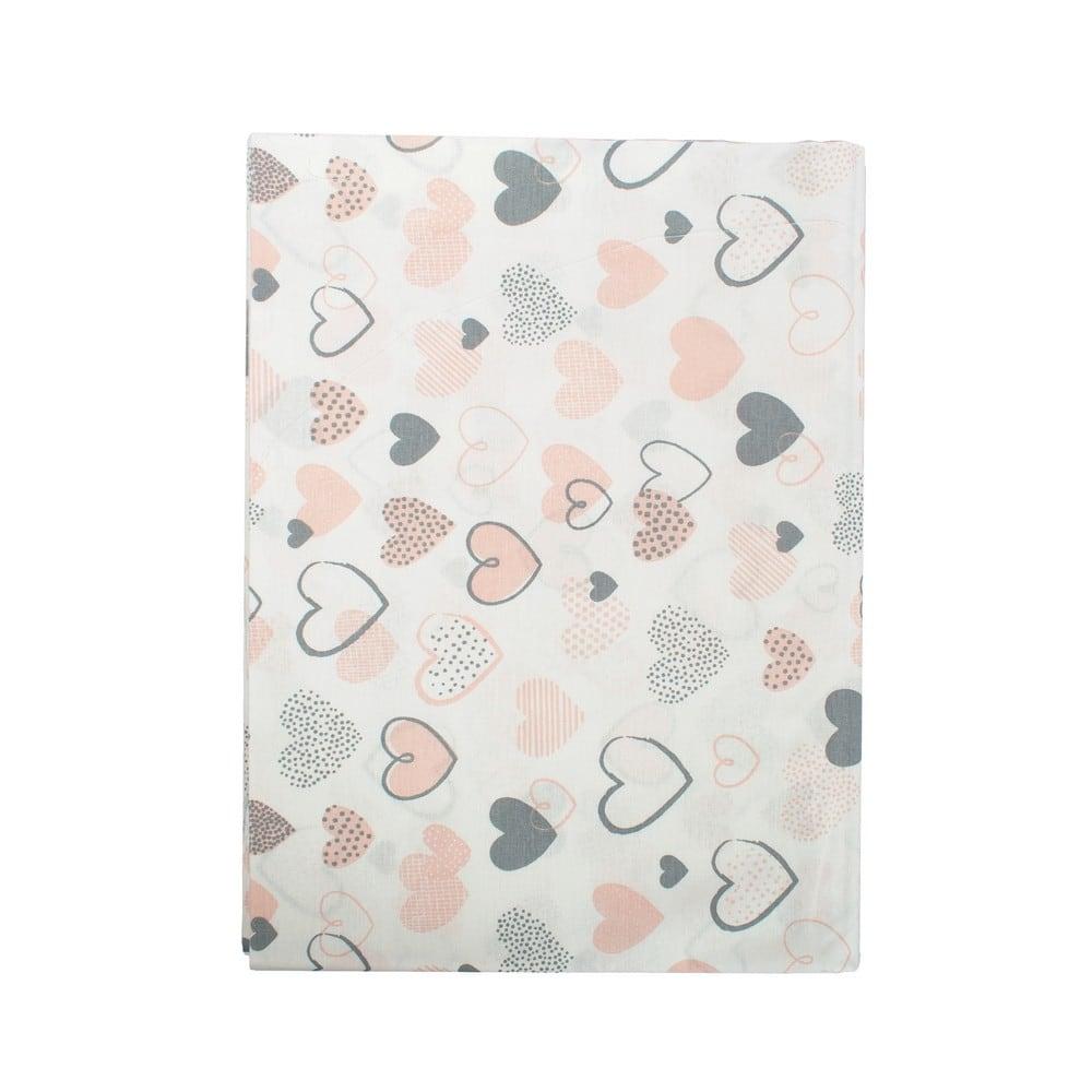 Μαξιλαροθήκη Παιδική Hearts 09 Coral DimCol 30Χ50