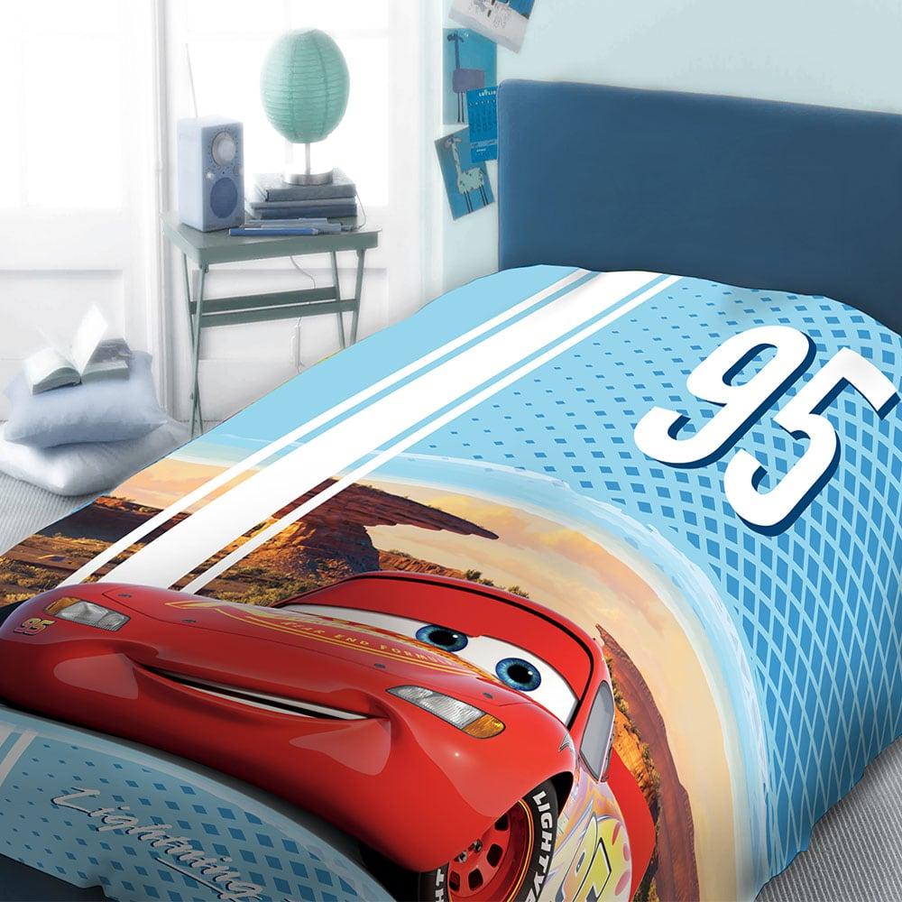 Πάπλωμα Παιδικό Disney Cars 971 Digital Print DimCol Μονό 160x240cm