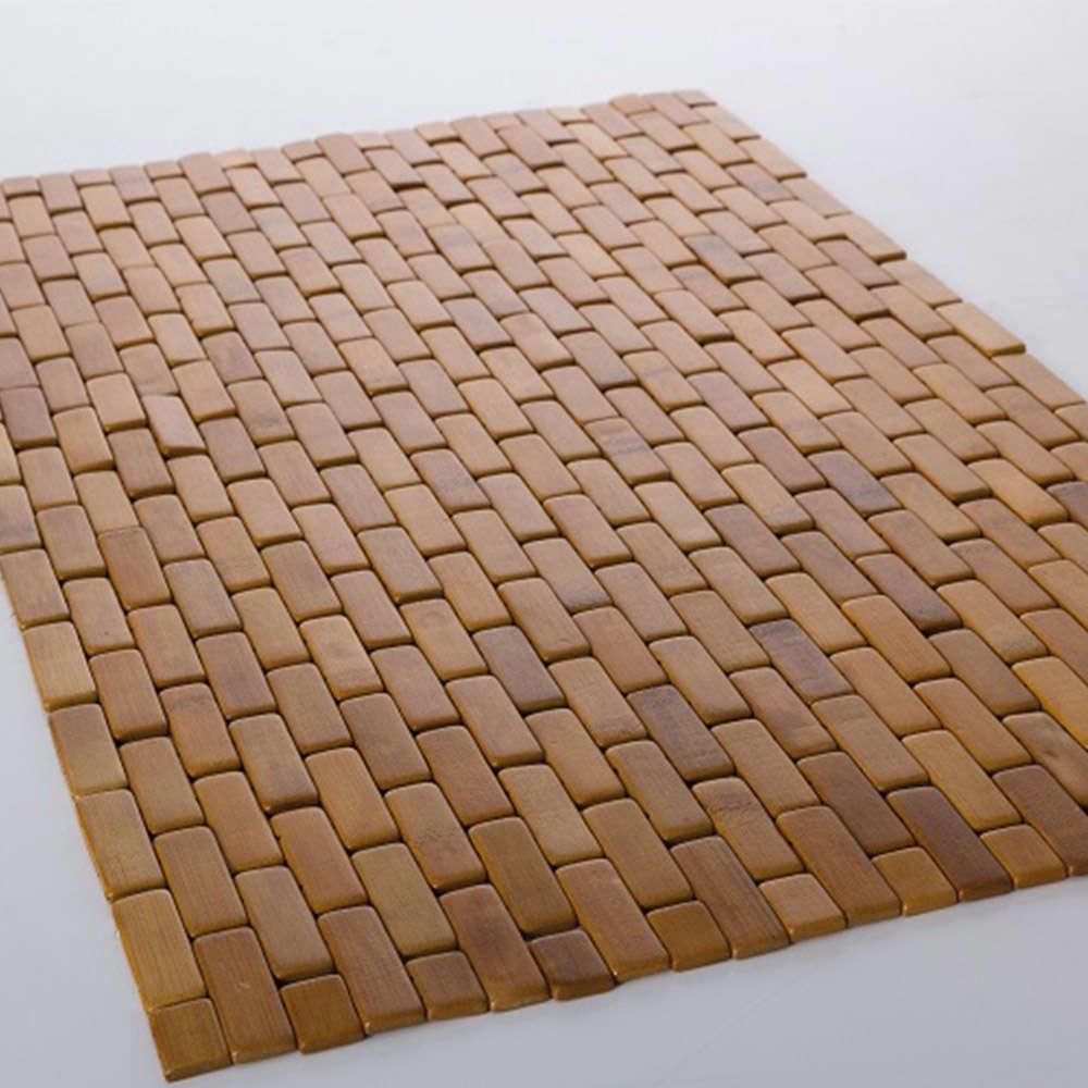 Ταπέτο Μπάνιου Ξύλινο Mosaic Texi Medium