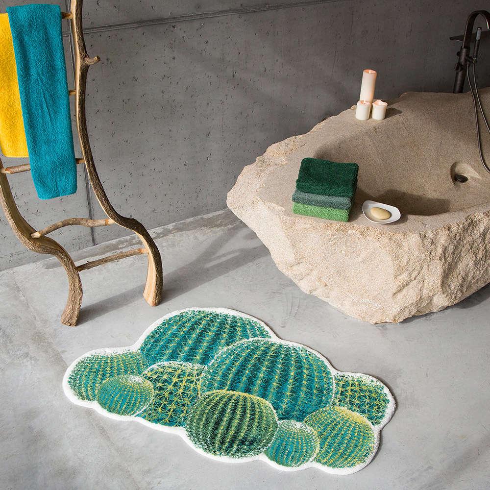 Χαλάκι Μπάνιου Cactus Abyss & Habidecor XX-Large