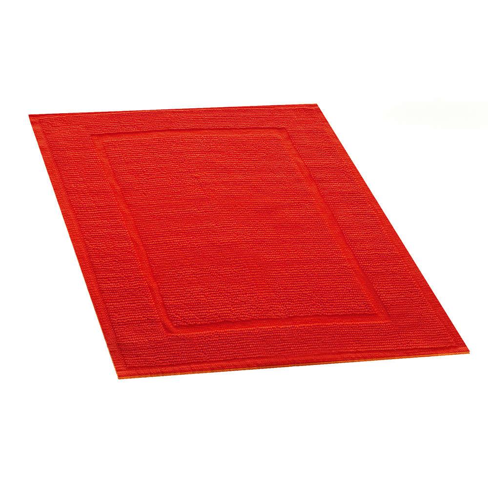 Χαλάκι Μπάνιου Cotton Diva Κόκκινο Texi Small