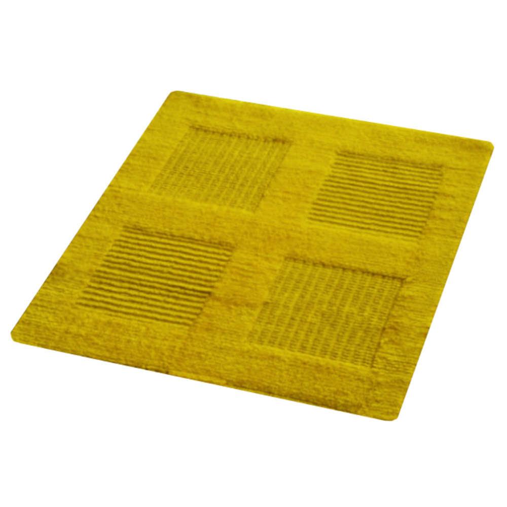 Χαλάκι Μπάνιου Window Κίτρινο Texi Small
